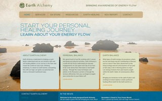 earth alchemy website
